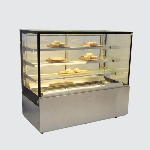 BROMIC FD4T1500H 1500mm 686L 4 Tier - 1500H Hot Food Display