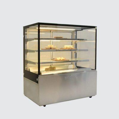 BROMIC FD4T1200H 1200mm 542L 4 Tier - Hot Food Display