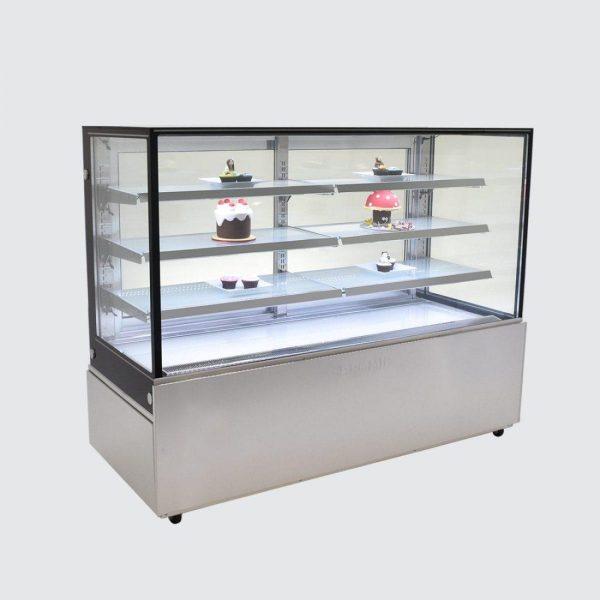 BROMIC FD4T1800C 830L 4 Tier 1800mm - Cake display   Cold Food Display