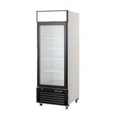 Jono JUFS590G 590 Litre Commercial Upright Freezers One Door Colourbond Display Freezer