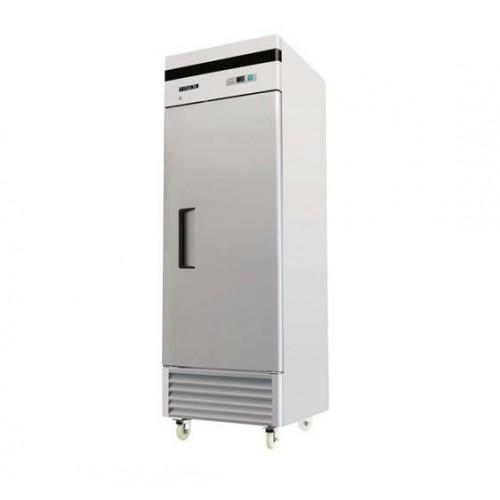 One Solid Door Commercial Upright Freezer