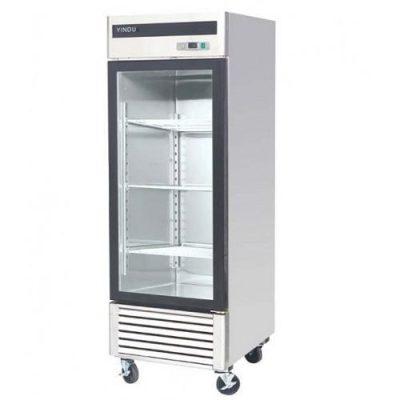 Jono JUMS600 600Litre One Door Upright Commercial Display Fridge