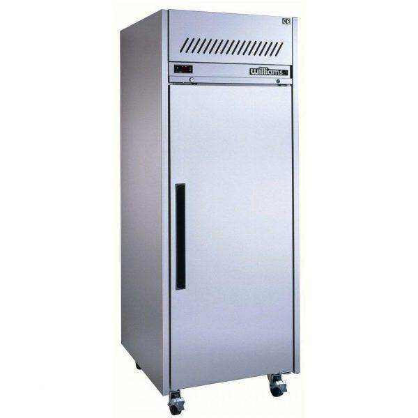 WILLIAMS HGB1SDSS – GARNET BAKERY SINGLE SOLID DOOR FRIDGE