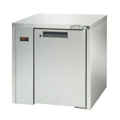 WILLIAMS LO1RW – OPAL REMOTE SINGLE SOLID DOOR FREEZER