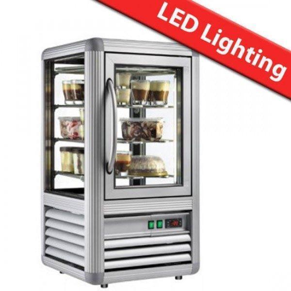 BROMIC C100G4STF0 100L Display Freezer