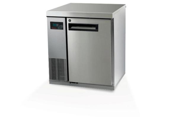 SKOPE PG100HFr Solid Door 1/1 Underbench GN Freezer Remote