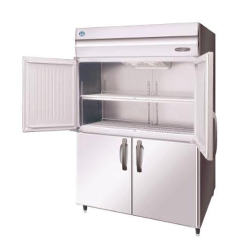 Hoshizaki HRE-147B-AHD-ML Pillarless 2 Door Upright Refrigerator