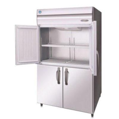 Hoshizaki HFE-127B-AHD-ML Pillarless 2 Door Upright Freezer