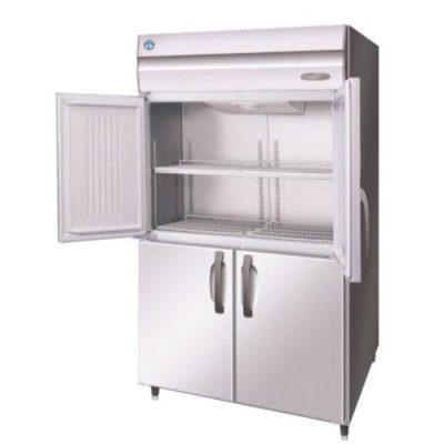 Hoshizaki HFE-127B-AHD-ML Pillarless 2 Door Upright Freezer