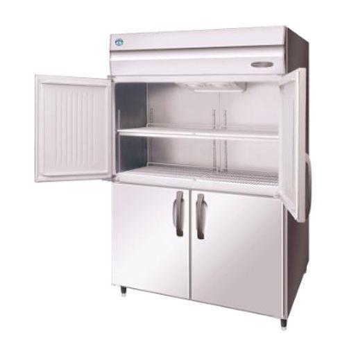Hoshizaki HFE-147B-AHD-ML Pillarless 2 Door Upright Freezer