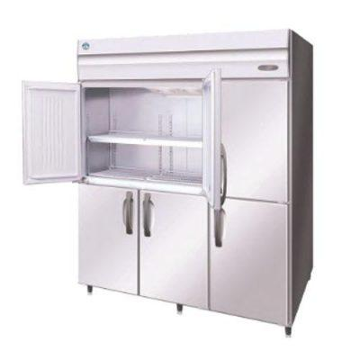 Hoshizaki HFE-187B-AHD-ML Pillarless 3 Door Upright Freezer