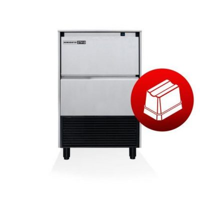 SKOPE ALFA NG110 A Self-Contained Ice Cube Maker