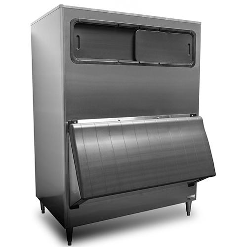 Hoshizaki B-1500 SS Ice Machine Storage Bin 680kg Storage Capacity