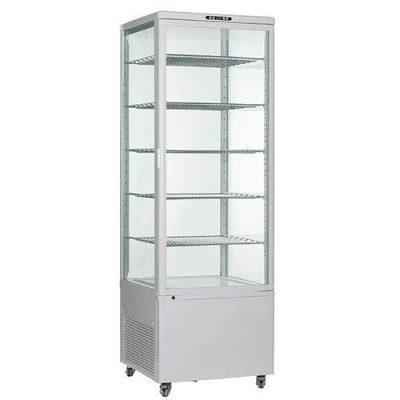 ICS Pacific Como Floor Standing Glass Refrigerator