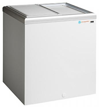 ICS Pacific IG 2 Range Flat Top Display Freezers