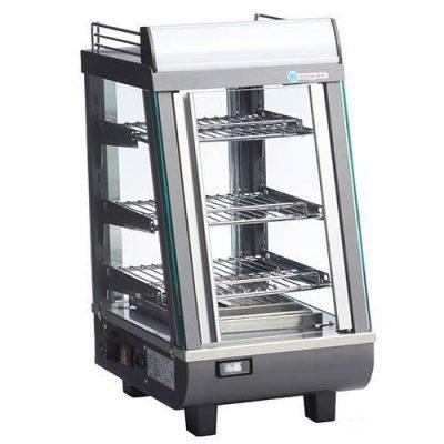 ICS Pacific PAVIA 80H Heated Counter Top Displays