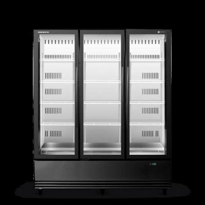 SKOPE SKB1500N-A 3 Glass Door Display or Storage Fridge