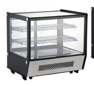 ICS Pacific Verona 90R Refrigerated Counter Top Display