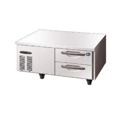 Hoshizaki RTL-98DDAC Low Boy Two Section Stainless Drawers Refrigerator