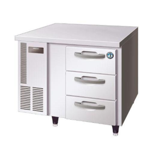 Hoshizaki FTC-90DEA-GN-3D 3 Drawer 100mm Deep Gastronorm Underbench Freezer