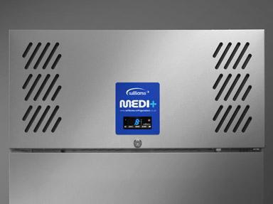 New Williams Medi+ range