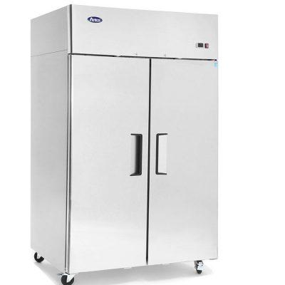 SIMCO MBF8002 Top Mounted 2 Door Freezer 1314 Mm