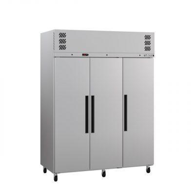 Williams HR3SS Ruby 3 Door Stainless Steel Upright Storage