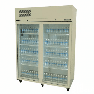 Williams LD2GW Diamond 2 Glass Door Freezer